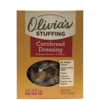 Olivia's Cornbread Dressing