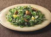 Microgreen Medley Salad