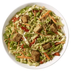 Hearty Whole Grain Asian Salad